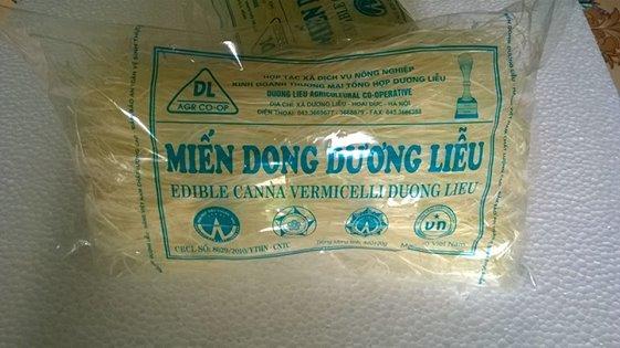 Miến dong Dương Liễu