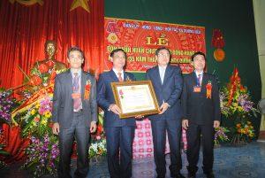 Hợp tác xã Dương Liễu đơn vị điển hình tiên tiến của liên minh Hợp tác xã thành phố Hà Nội.